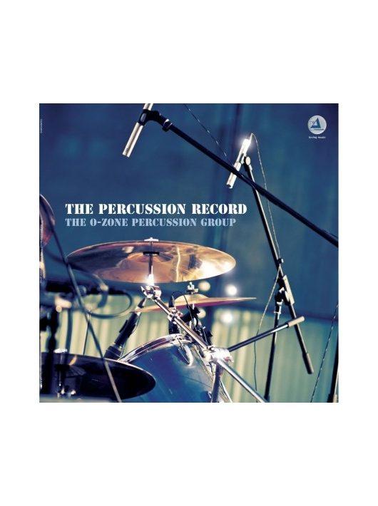 O-Zone Percussion Group-THE PERCUSSION RECORD