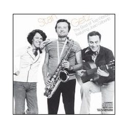 tan Getz featuring Joao Gilberto : The Best Of Two Worlds