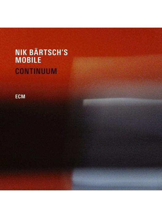 NIK BÄRTSCH'S MOBILE:CONTINUUM