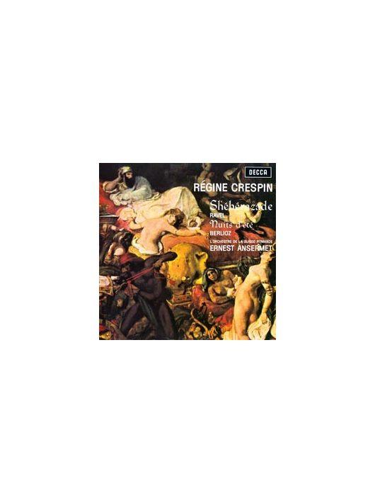 Ravel: Shéhérazade / Berlioz: Les nuits d'été