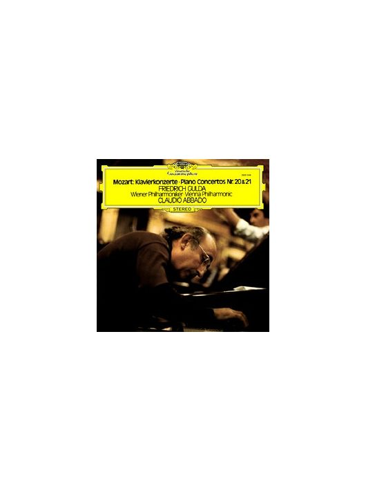 Mozart: Concertos for Piano and Orchestra Nos. 20 & 21