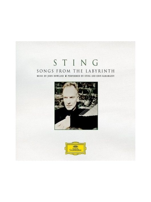 STING-SONGS FROM THE LABYRINTH