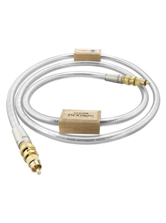 Nordost Odin 2 Ultra Reference Digitális összekötő kábel /1.25 méter, 75 Ohm/