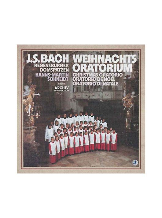 J. S. BACH: WEIHNACHTSORATORIUM WIE BWV 248, GESAMTAUFNAHME