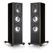 Monitor Audio Platinum PL300 II hangfalpár, lakk fekete