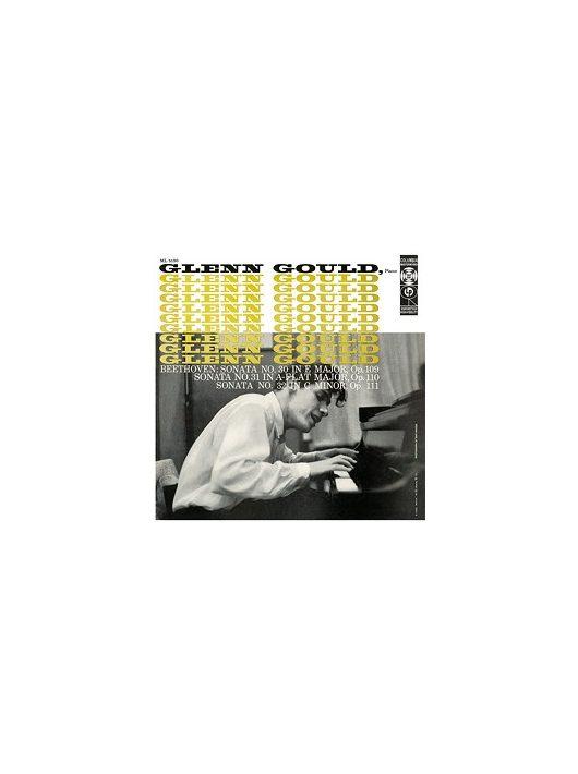 Beethoven: Sonatas Nos. 30-32