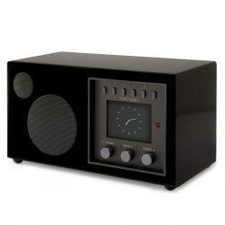 Como Audio SOLO WiFi, multi-room hangszóró, lakk fekete