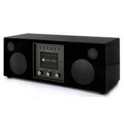 Como Audio Duetto WiFi, multi-room hangszóró, lakk fekete