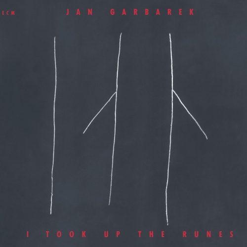 JAN GARBAREK: I TOOK UP THE RUNES