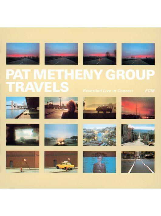 PAT METHENY GROUP: TRAVELS