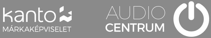 Kanto Márkaképviselet - Audio Centrum