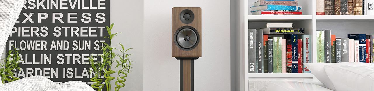 Acoustic Energy AE120 álló hangfal