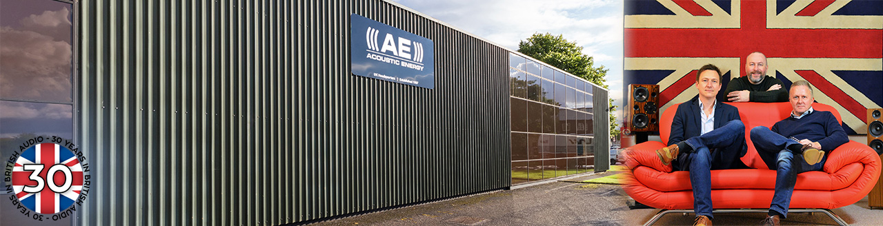 Acoustic Energy gyár és irodaház