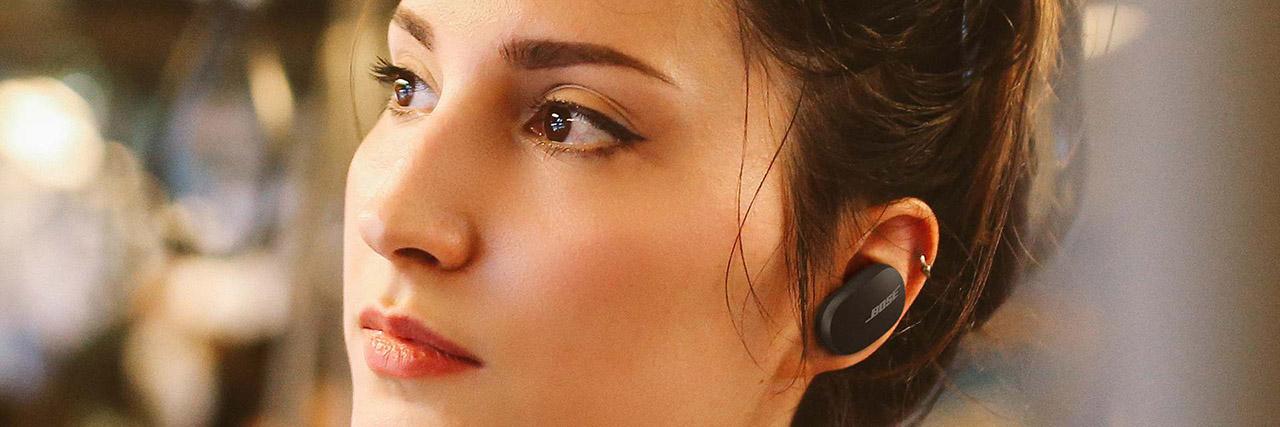 BOSE QuietComfort Earbuds zajszűrős fülhallgató